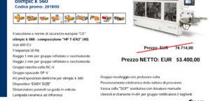 PROMO K560 HP-T-ER2 FINO AL 31/12/19