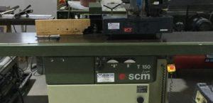 TOUPIE SCM MOD. T150 AUTOMATICO USATA