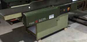 PIALLA A FILO SCM F520 USATA